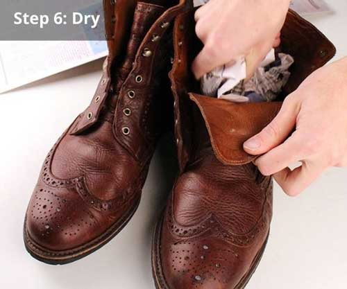 Dry-leather-boots