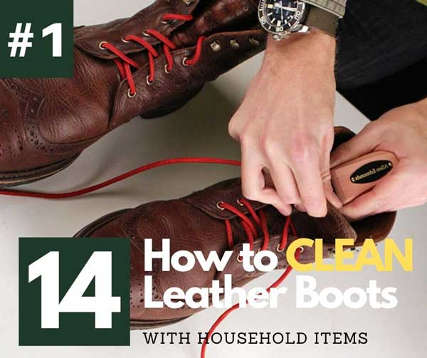 How-To-Clean-Leather-Boots-with-house-hold-items