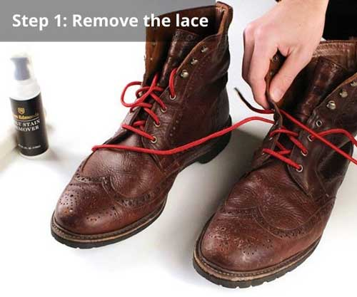Remove-the-lace-leather-boots