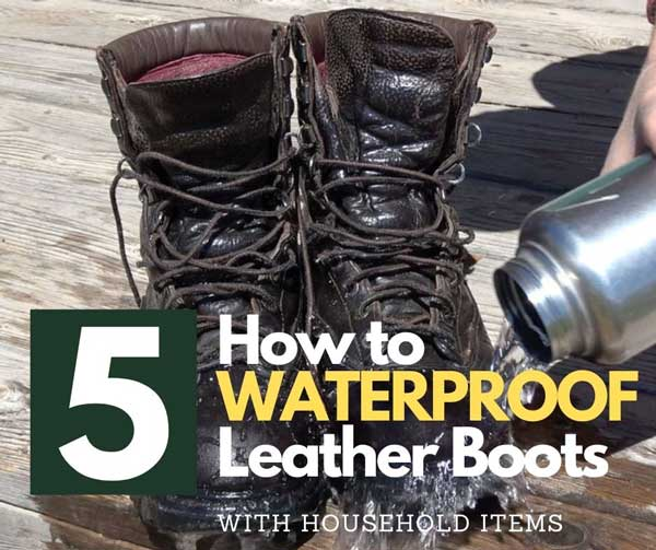 How-To-Waterproof-Leather-Boots